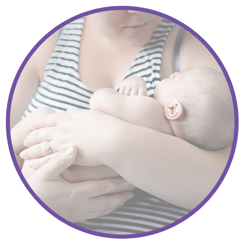 Get breastfeeding help from Ana M. Hill